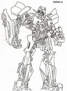 Malvorlagen Transformers Zum Ausdrucken Bumblebee Coloring Page Print Transformers Coloring Pages