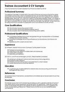 Sample Curriculum Vitae For Accountants Curriculum Vitae Samples For Accounting Jobs
