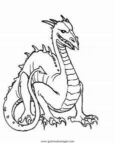 Malvorlagen Drachen Quest Drachen 067 Gratis Malvorlage In Drachen Fantasie Ausmalen