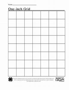 1 Inch Grid Paper Pdf Free Printable 1 Inch Grid Paper Math Pinterest Math