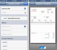 Invoice Template App Best Iphone Invoicing App For Freelancers Imore