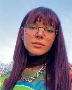 Arctic Fox Purple Rain On Light Brown Hair Purple Rain In 2020 Deep Purple Hair Arctic Fox Hair