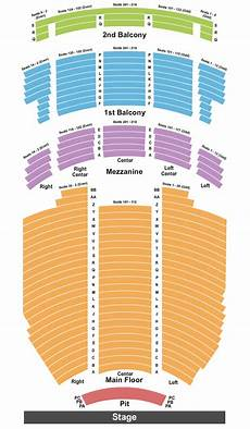 Engeman Theater Seating Chart Lerner Performing Arts Center Seating Chart Amp Maps Elkhart