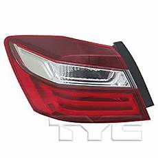 2016 Honda Accord Light Assembly Amazon Com Carlights360 Fits 2016 2017 Honda Accord
