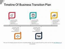 Transition Timeline Template Timeline Of Business Transition Plan Sample Ppt