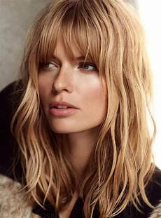 Different Types Of Bangs Chart Pin On Hairs