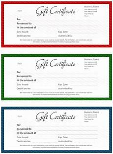 Ms Word Gift Certificate Template Gift Certificate Template Word Peerpex