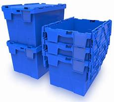 Werkzeug Containermeisel by Schoeller Allibert Improves Attached Lid Container Design