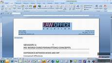 How To Design Letterhead In Word Quickpart Letterhead Mov Youtube