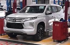 mitsubishi pajero sport 2020 2020 mitsubishi pajero sport revealed in sneaky photos