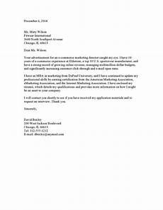 Cover Letter Interview Sample Cover Letter To A Google Recruiter Career Advice