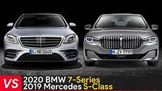 2019 bmw 7 series changes 2020 bmw 7 series vs 2019 mercedes s class who is the king