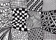Abstract Art Black And White Patterns Black And White Printable Art Zentangle Inspired Ink Drawing