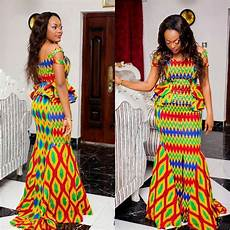 Ankara Kente Designs Kente Styles 2018 New Kente Designs For Ladies August