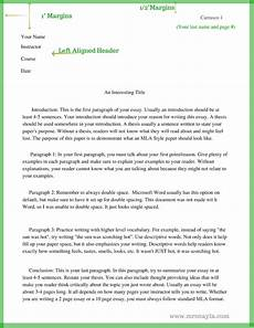 How To Write A Mla Style Research Paper The Basics Of Mla Style Mrs Nayla