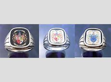 Custom Scottish Jewelry   Scottish Rings with Clan Name or