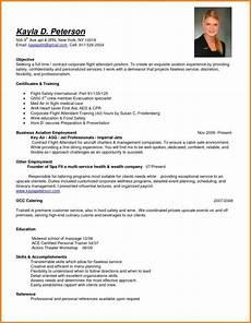 description of cabin crew resume for flight attendant flight attendant resume