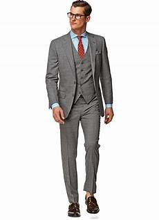 Light Grey 3 Piece Suit This Light Grey 3 Piece Lazio Is A Sharp Modern Fit And