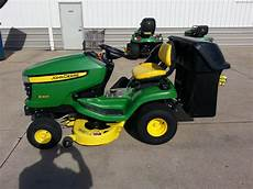2008 deere x300 lawn garden and commercial mowing