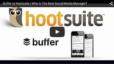 Buffer Vs Hootsuite Buffer Vs Hootsuite Who Is The Best Social Media Manager