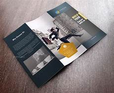 Cool Brochure Templates Cool Tri Fold Brochure Template Design By
