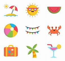 check out the best flaticon summer resources of the week