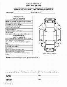 Vehicle Checklist Template Word Free 21 Vehicle Checklist Samples Amp Templates In Pdf Ms