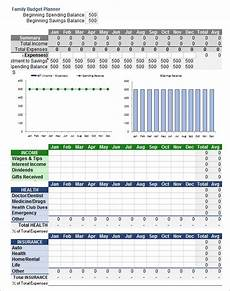 Family Budget Templates Free 12 Family Budget Samples In Google Docs Google