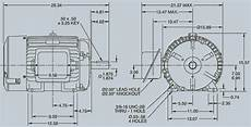 What Does Electric Motor Frame Size Mean Quora
