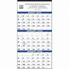 3 Month Calendar 2020 3 Month Planner 4 Sheet Calendar 2021 Customization