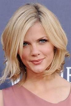 kurzhaarfrisuren blond dickes haar layered bob hairstyles for thick hair