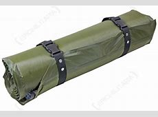Lightweight Thermal SELF INFLATING ROLL MAT   Olive
