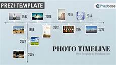 Timeline With Pictures Template Photo Timeline Prezi Template Youtube