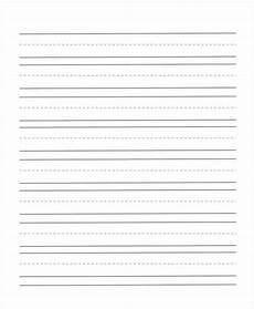 Writing Template Paper 28 Printable Lined Paper Templates Free Amp Premium Templates