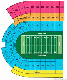 Maryland Football Seating Chart Byrd Stadium Seating Chart