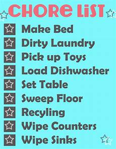 List Of House Chores 10 Chores Preschoolers Can Do Long Wait For
