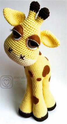 the giraffe amigurumi pattern amigurumipatterns net