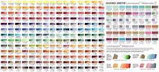 Daniel Smith Watercolor Color Chart Daniel Smith Extra Fine Watercolors Single Series 3 Ebay