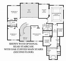 Floor Plan Stairs Weatherstone Of Avon The Duke Home Design