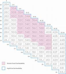 Secret Treasures Bra Size Chart Bra Sizes In Order From Smallest To Largest Mishkanet Com