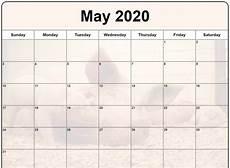 Printable May 2020 Calendar With Holidays May 2020 Calendar With Holidays Best Calendar Template