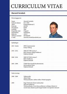 Curriculum Vitae Lay Out Tips To Make Your Curriculum Vitae Impressive
