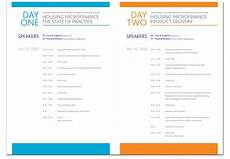 Conference Program Design Template Graphic Design Conference Brochure Google Search