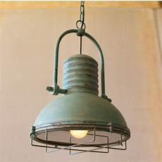 antique turquoise pendant light cla1098