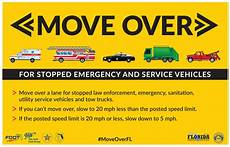 Florida Vehicle Lighting Laws State Agencies Reminding Drivers Of Florida Move Over