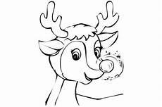 Ausmalbilder Ausdrucken Rentier Rentier Rudolf Malvorlage 1333 Malvorlage Tiere
