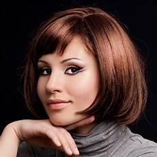 frisuren braune kurze haare eleganter klassischer bob f 252 r rot braune haare braune