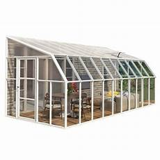 greenhouse sunroom shelterlogic growit 20 ft x 10 ft x 8 ft greenhouse in