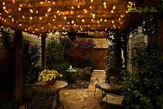 Garden String Lights Ideas 5 Innovative Outdoor Lighting Ideas For Your Garden