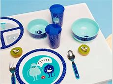 Target is selling fun and whimsical dinnerware for kids